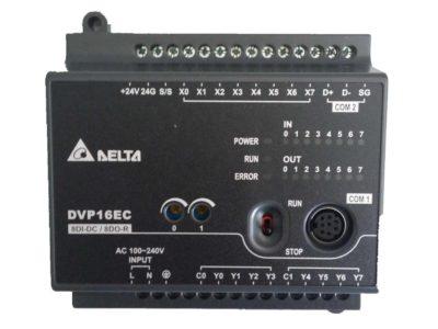 Delta EC3 Series PLC