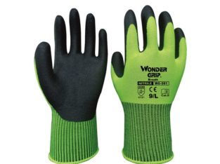 Water Proof Nylon Safety Gloves