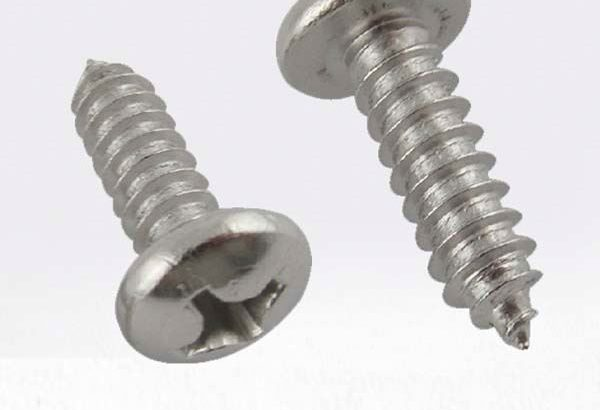 304 SS Self tapping screw