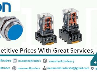 we almost deal in OMRON industrial products